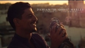 Video: Damian Marley - Is It Worth It? (Gun Man World)